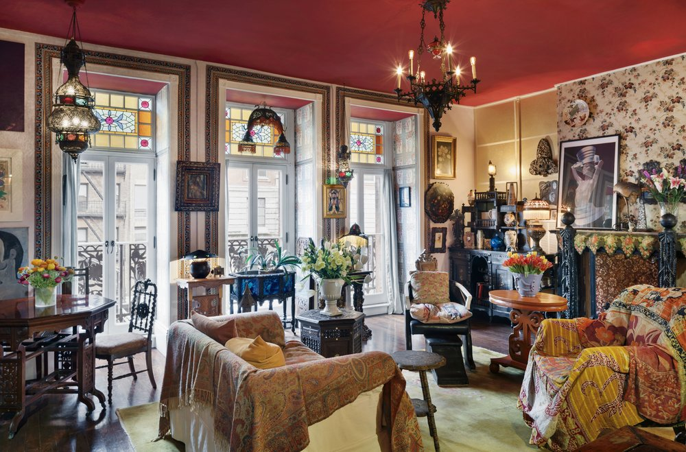 Bohemia lives on at New York City's famed Hotel Chelsea
