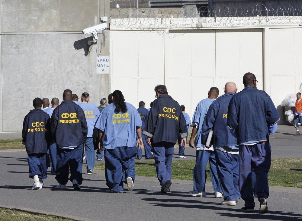 Report: Racial disparity in prisons narrows across US