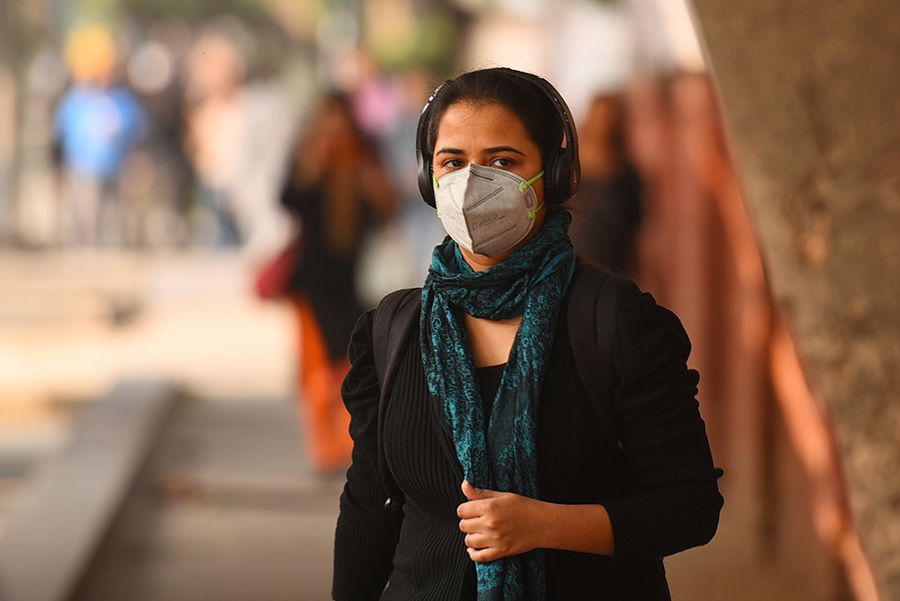 India rushes to tackle air pollution