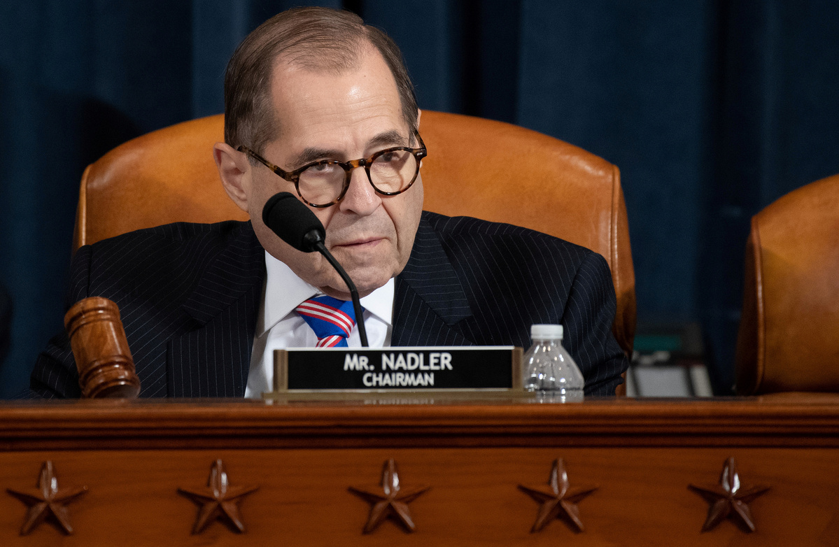 House judiciary panel takes over Trump impeachment proceeding