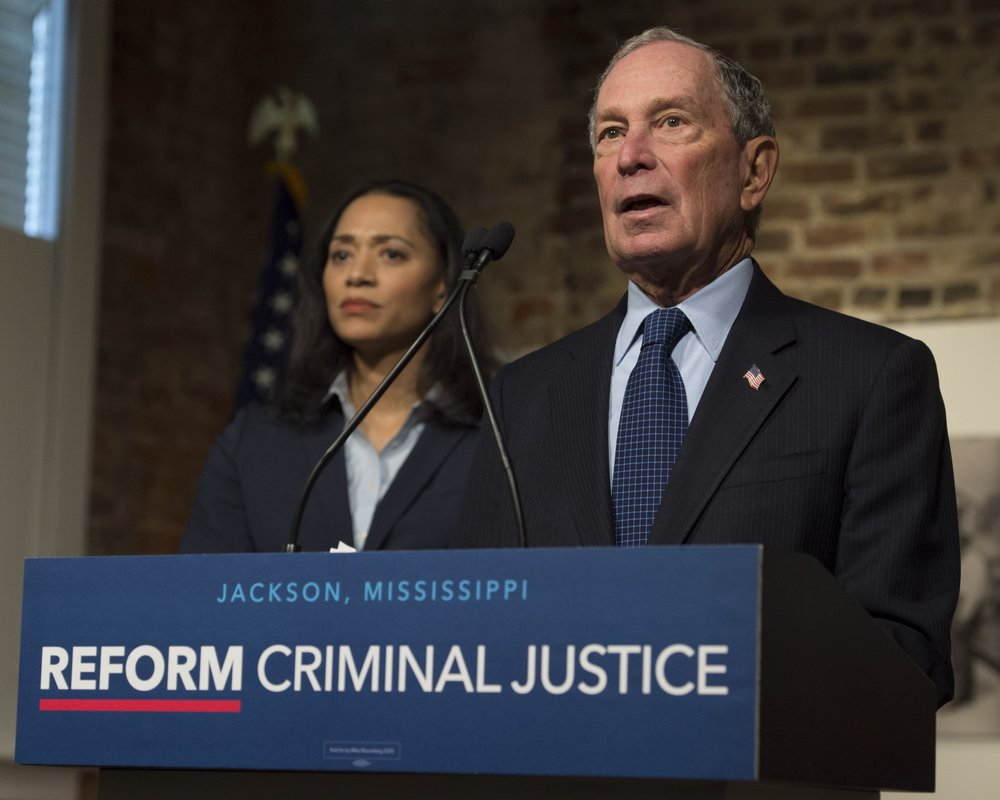 Bloomberg spending tens of millions more on new ad campaign