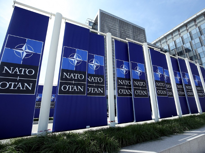 What is the future of NATO?
