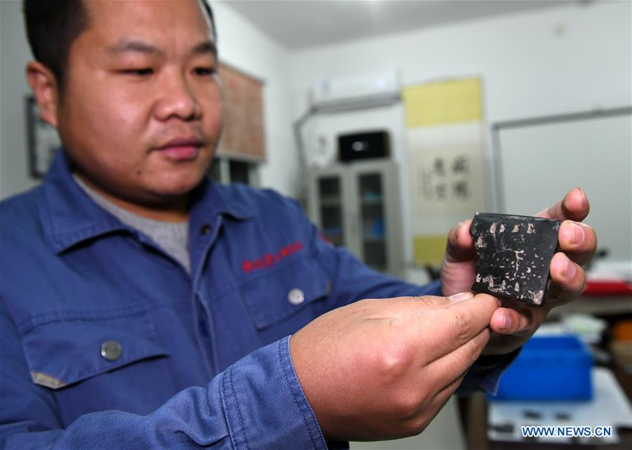 Production site of stone armor of Qinshihuang mausoleum discovered