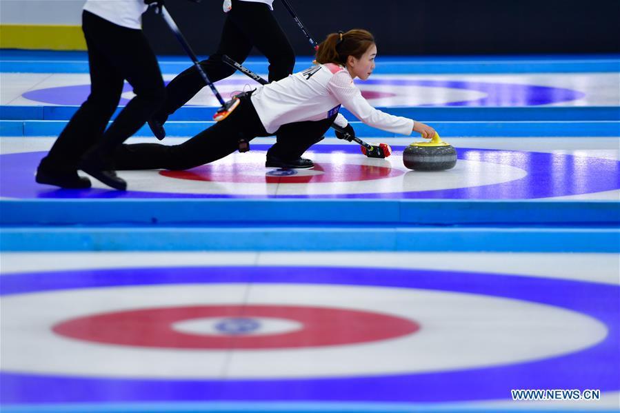 Highlights of International Curling Elite 2019