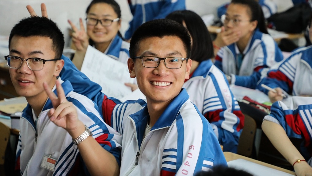 China's 15-year-olds top global education survey