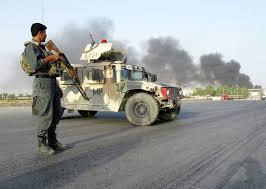 Gun battle leaves 13 dead including 5 police in N. Afghanistan