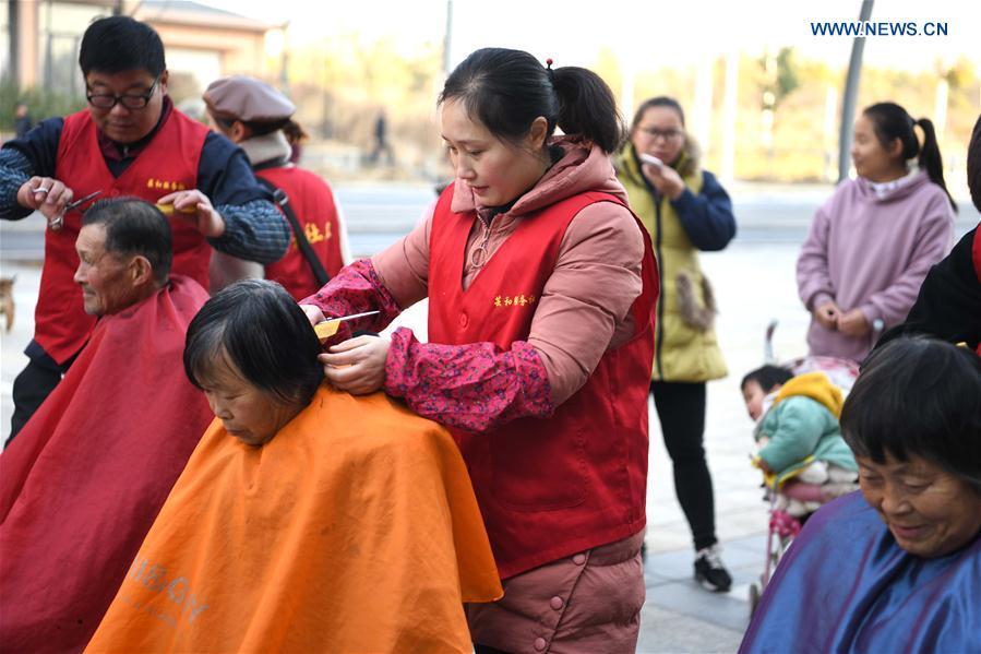 International Volunteer Day marked across China