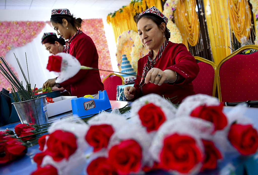 ABCs of vocational and training centers in Xinjiang