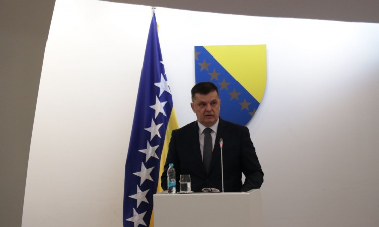 BiH to speed up process to join EU: official