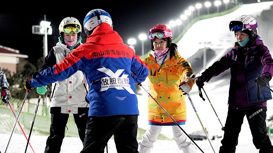 Beijing and Hebei join hands to roll out winter fun