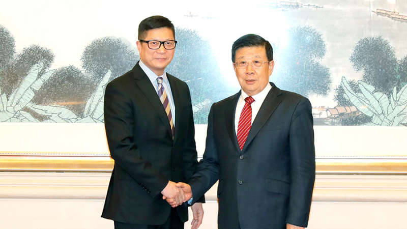 Central government vows to support HKSAR police