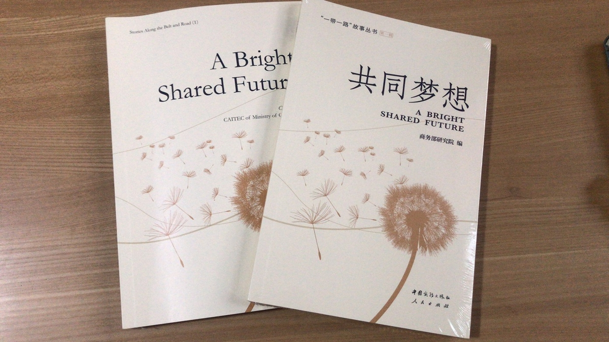 New books tell Belt and Road stories