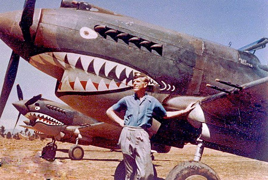 Commemoration to be held in US Bay Area to honor WWII Flying Tigers