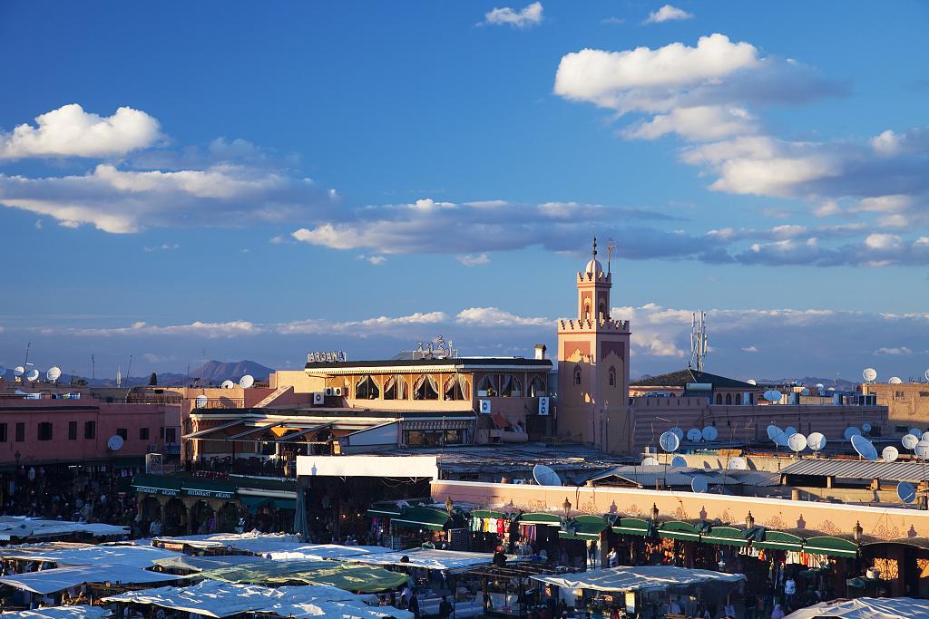 Moroccan PM, U.S. secretary of state discuss boosting cooperation