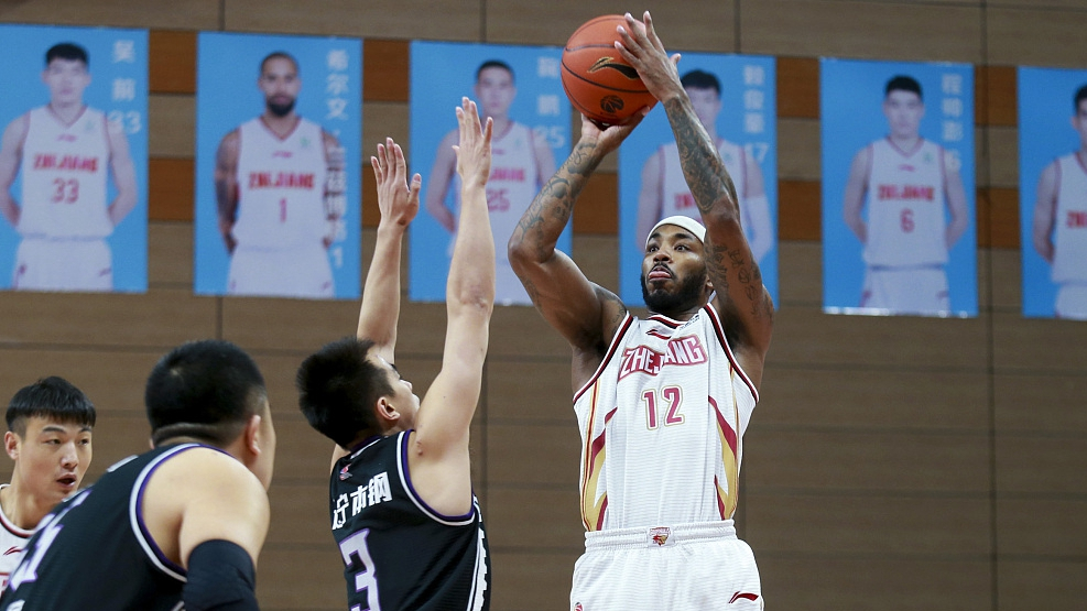 CBA Roundup: Zhejiang and Xinjiang grab 4th straight wins