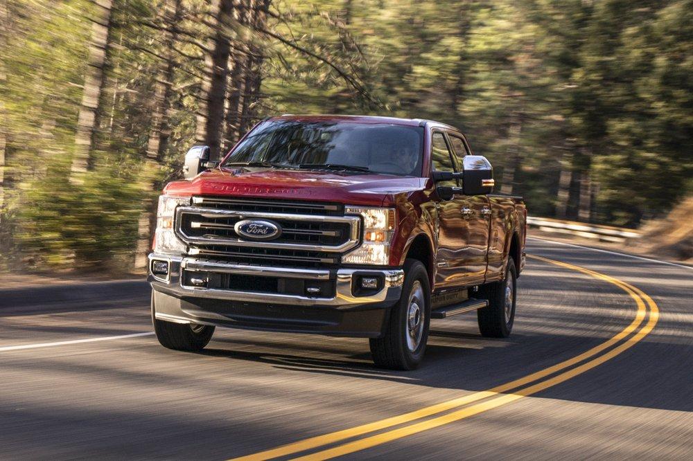 Ford recalls 262,000 pickup trucks for tailgate problem