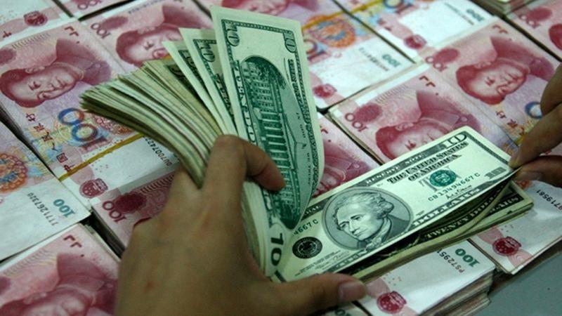 China's forex reserves stand at 3.0956 trln US dollars at end of November