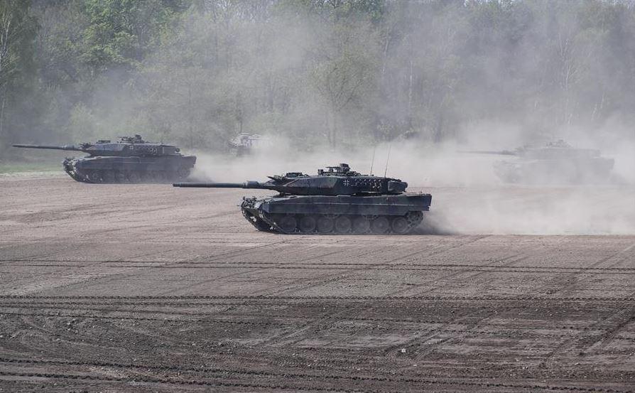 Zelensky says to bring Ukrainian army up to NATO standards