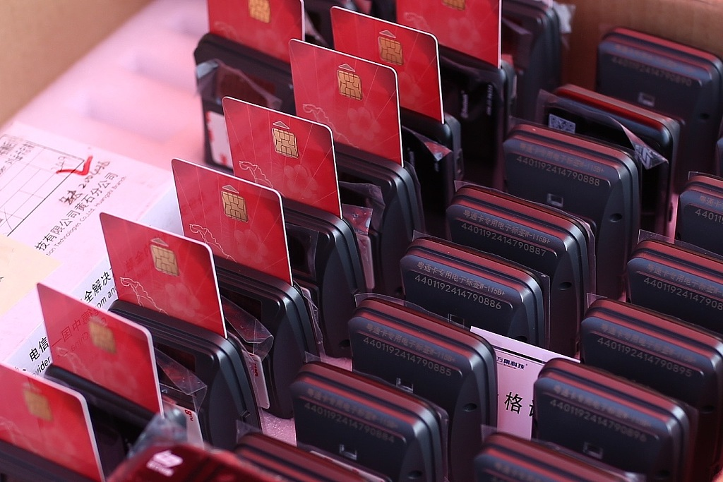 China's ETC users exceed 181 mln