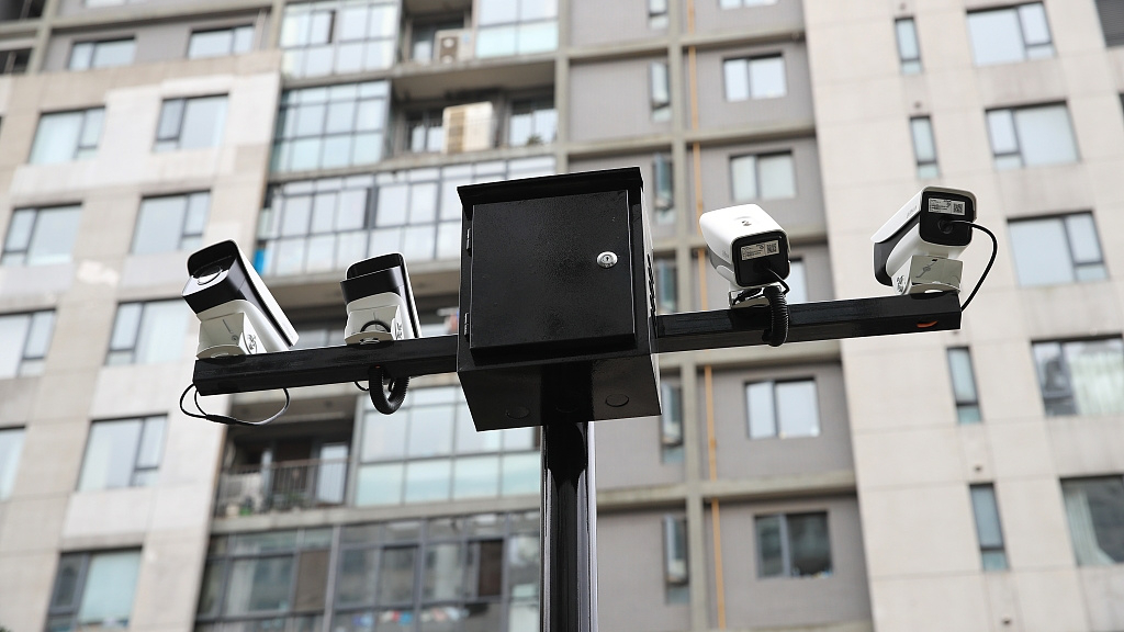 Is 1984 looming as surveillance cameras flood in?