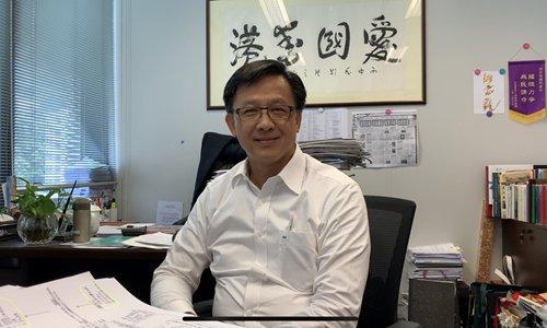 HK legislator granted honorary doctorate, criticizes 'flawed' Western academic freedom