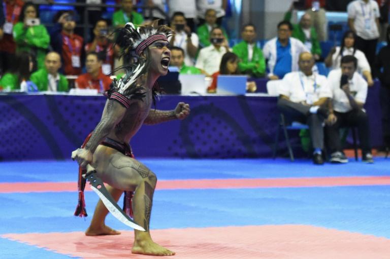 Arnis, Philippines martial art that evokes Magellan's nemesis