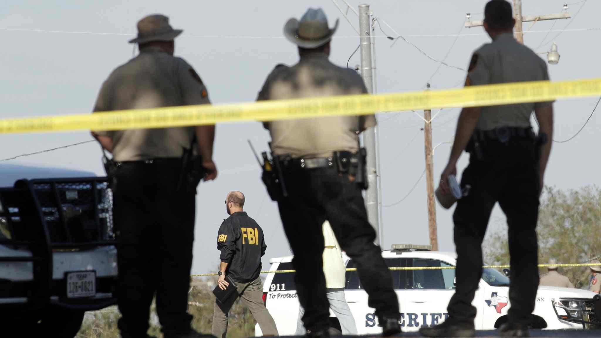 FBI identifies US military base shooter