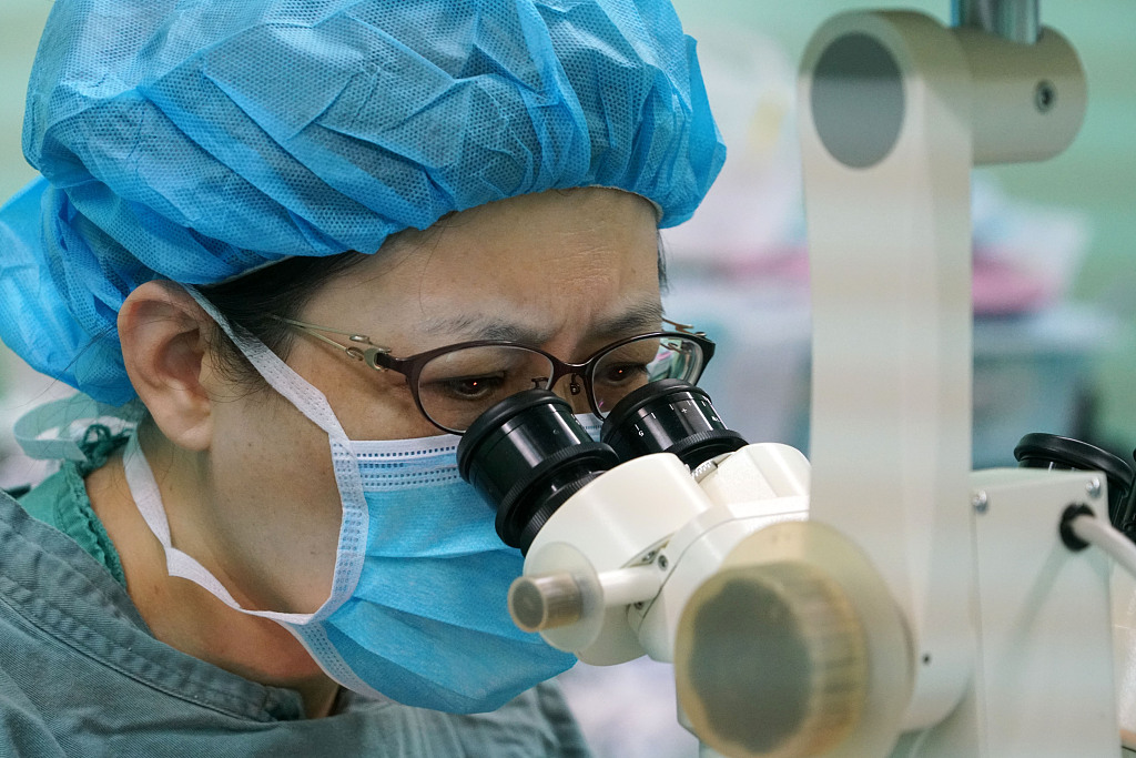 Chinese doctors to offer free eye surgeries in Uzbekistan