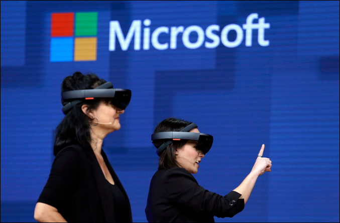 Microsoft keen to tap industrial internet potential in China