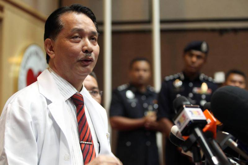 Malaysia confirms first polio case in 27 years