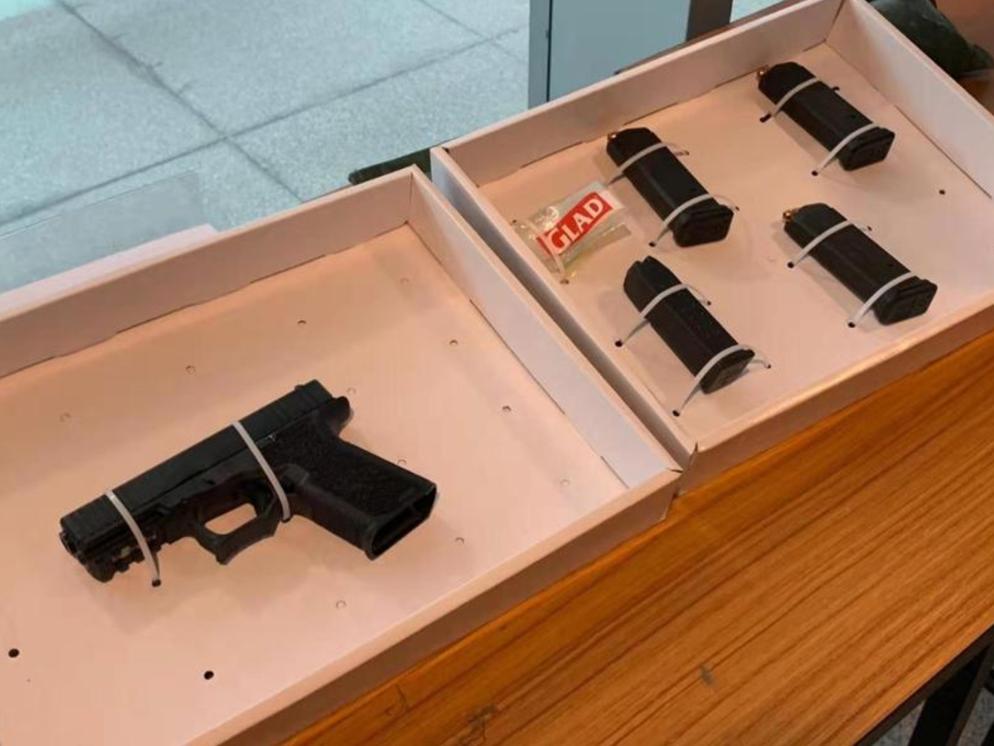 HK police seize pistol, bullets suspected to be used in Sunday's rally