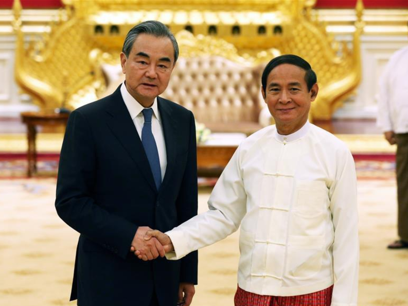 China, Myanmar pledge to boost ties to new high