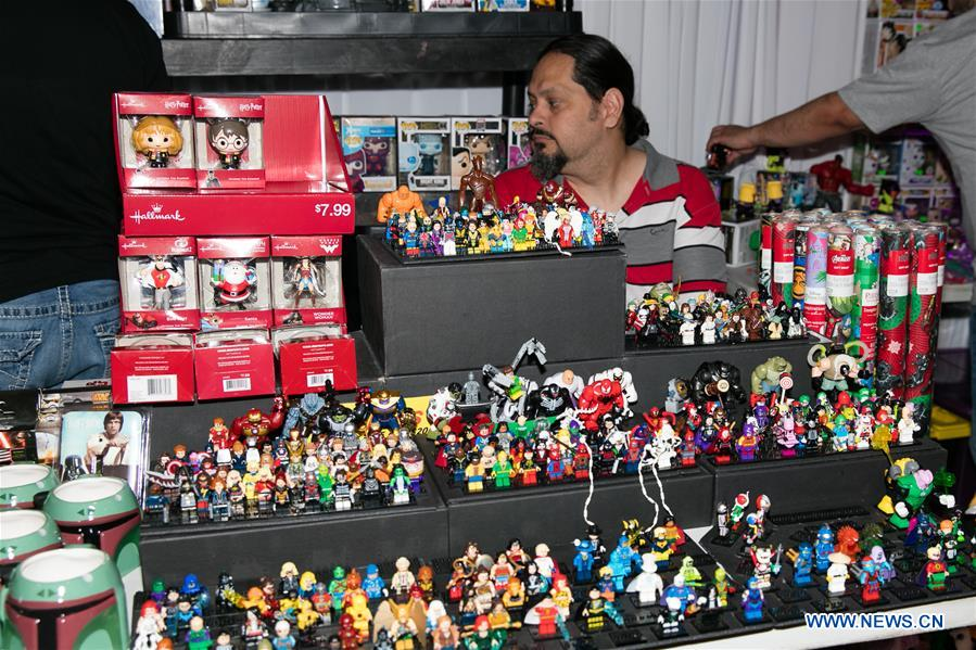 North Dallas Toy Show held in Dallas, Texas