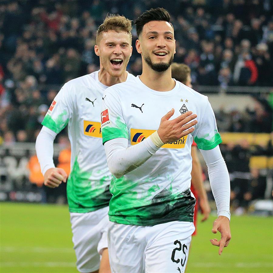 German Bundesliga: Borussia Monchengladbach vs. Bayern Munich