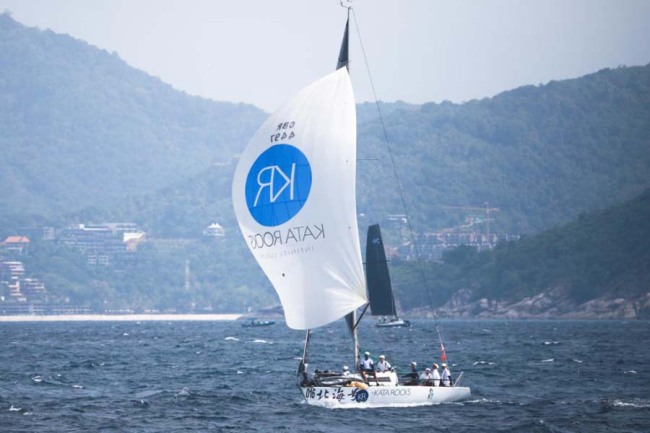Belt and Road regatta goes to Thailand