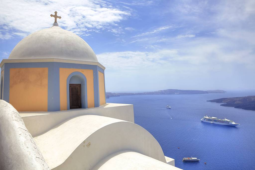 Greece sees increasing Chinese visitors amid closer ties
