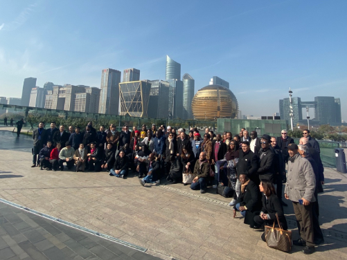 2019 South-South Human Rights Forum delegates arrive in Hangzhou