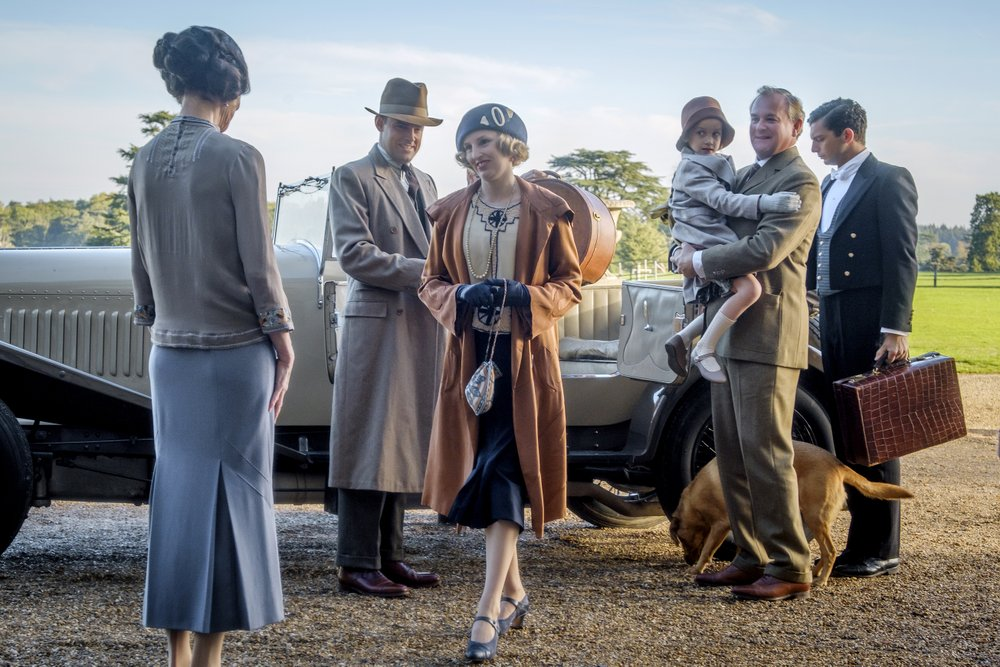 'Downton Abbey' to hit big screen in China