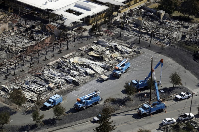 PG&E's $13.5B deal with fire victims removes huge obstacles