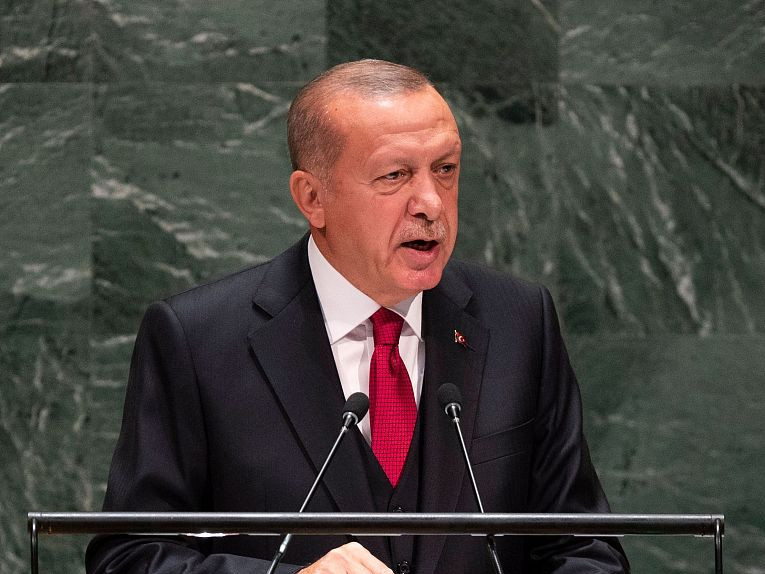 Erdogan says Turkey to continue exploration in Mediterranean