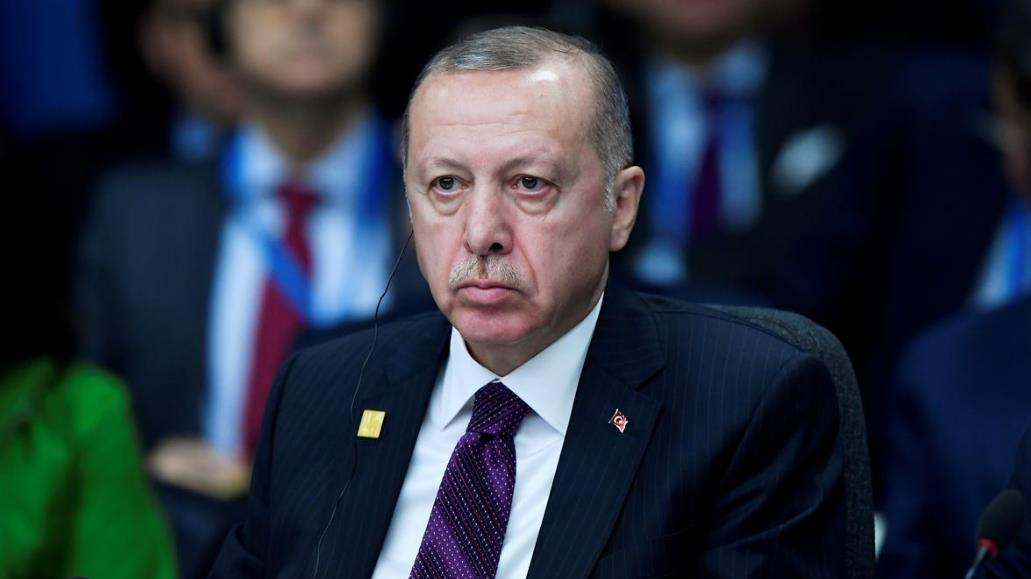 Erdogan says Turkey aims to settle a million refugees in the Syria offensive area