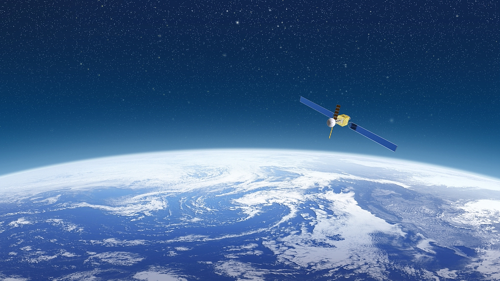 China improves space-based observation of Earth