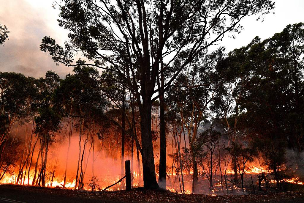 Australia fires expected to spread in 'severe' conditions