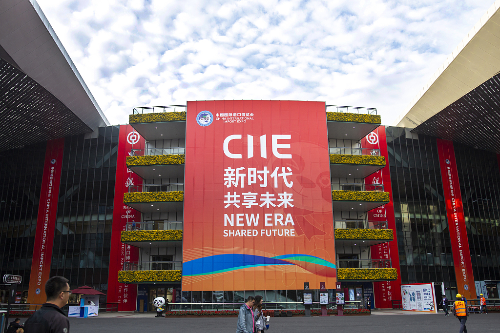 US companies, officials say CIIE wonderful platform for US-China business engagement