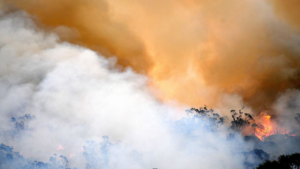 Australia braces as authorities warn new fires could threaten high population areas