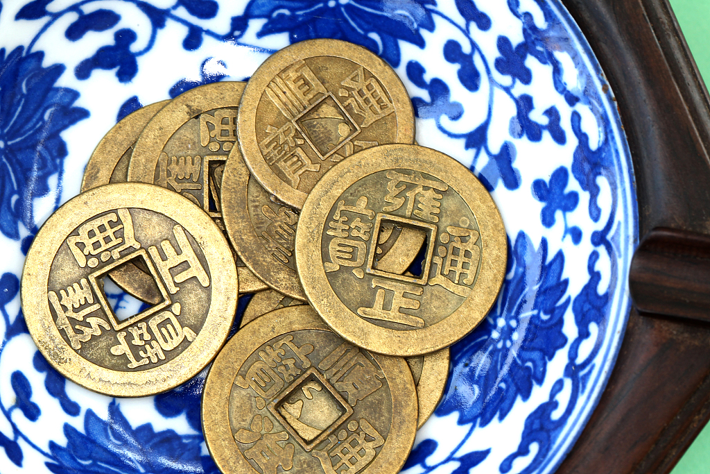 China, Egypt inspect, seal smuggled ancient Chinese coins