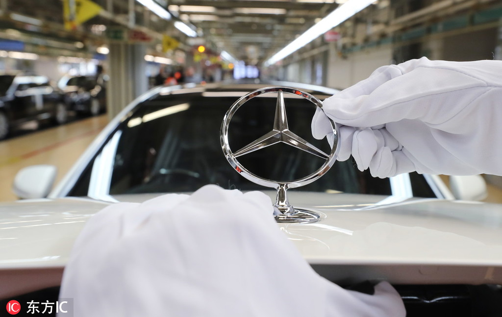 Mercedes-Benz, Bosch test automated ride-hailing service in San Jose