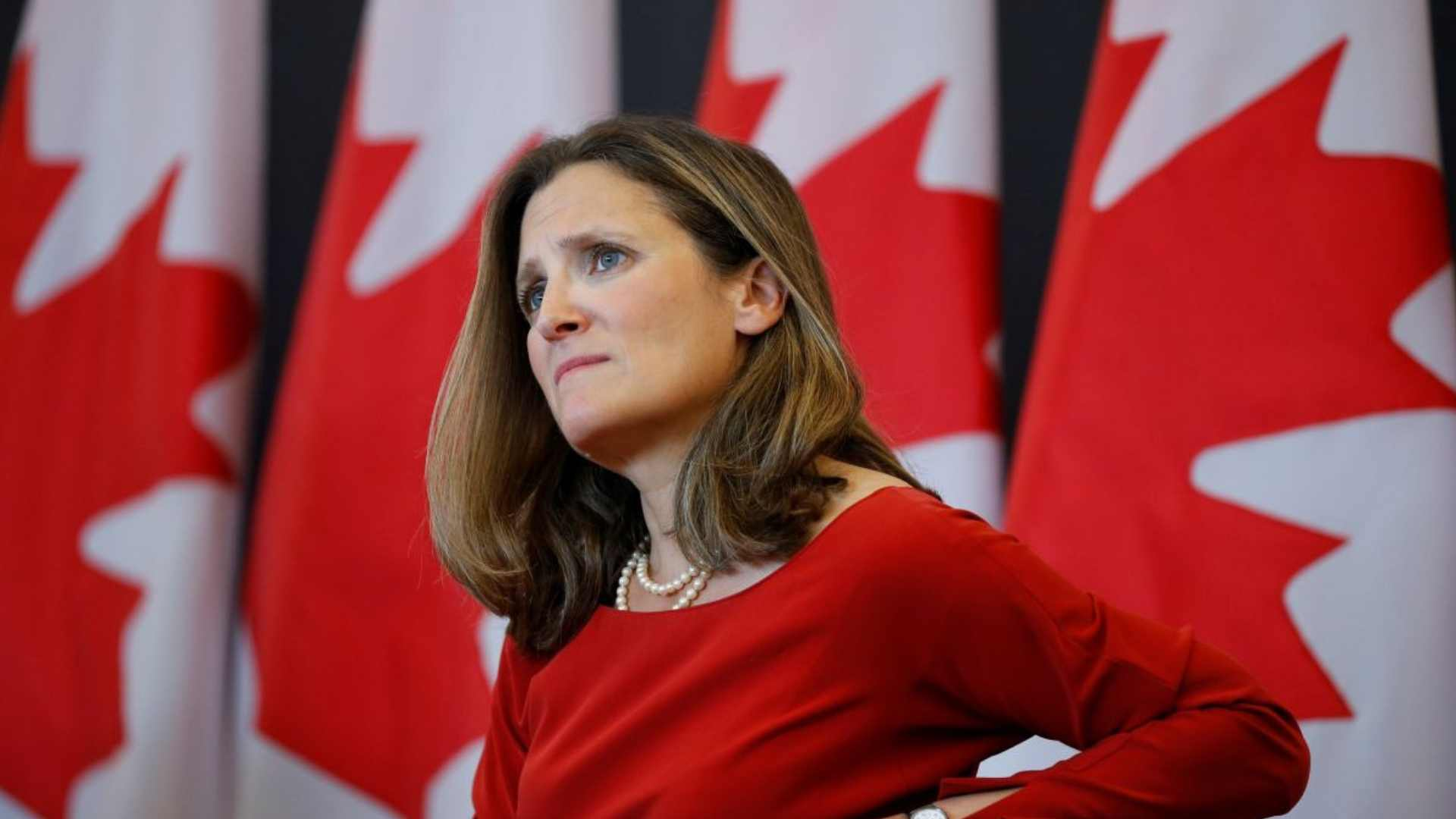 Canada's Freeland heads to Mexico, closing in on trade pact: official