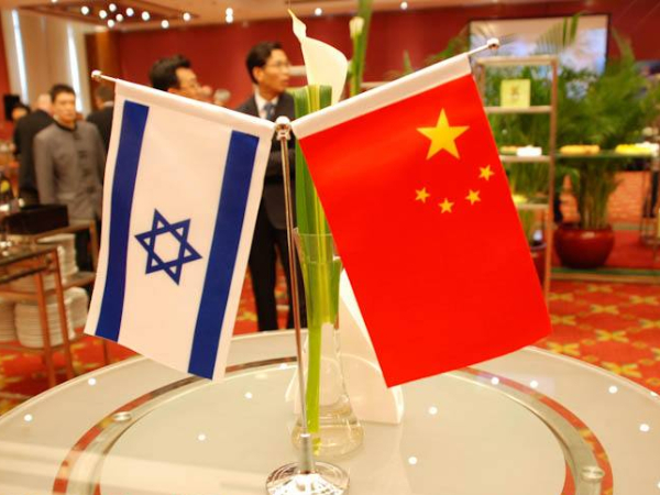 China, Israel to continue win-win cooperation: Chinese envoy