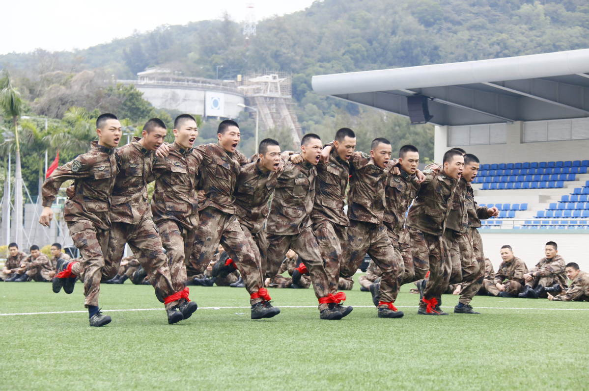 PLA garrison 'one of the foundations' of Macao's stability and prosperity